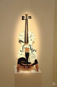 Geige (Objekt)