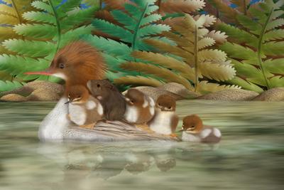 Hamster unterwegs