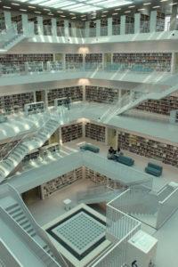 Stuttgart Stadtbibliothek 2016