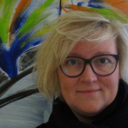 2018 – Sabine Lühr – Aussteller: GERRY WEBER